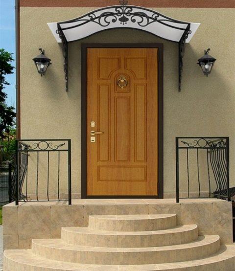 Какие входные двери купить для частного дома