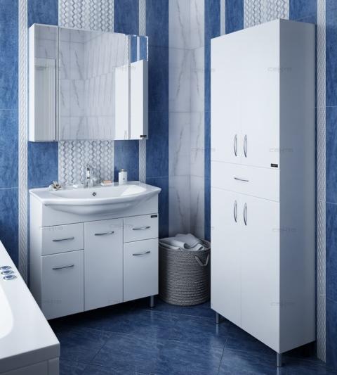 Мебель сделай сам. Шкафчик в ванную комнату или туалет сделай ... | 533x480