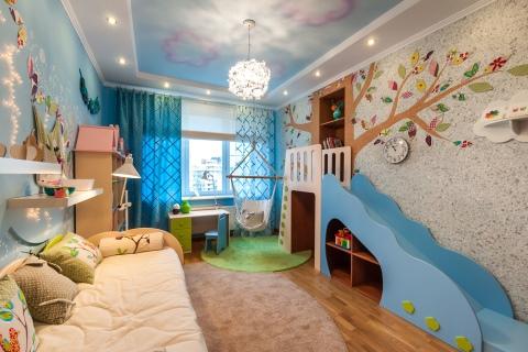 Какие обои выбрать для детской комнаты? | 7я.ру | Яндекс Дзен | 320x480
