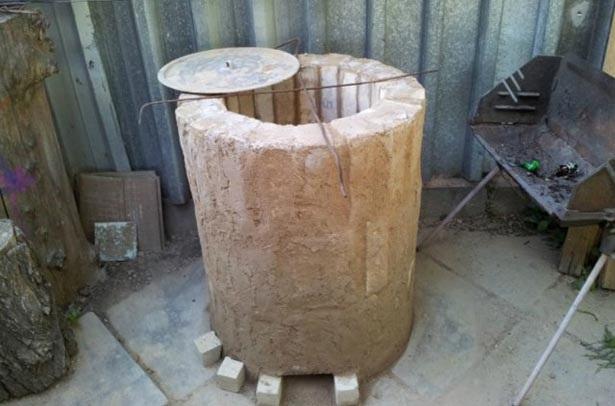 Изготовление тандыра своими руками