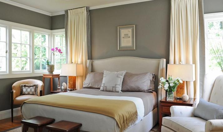 дизайн светлой спальни 6