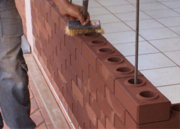 Лего кирпич для строительства дома
