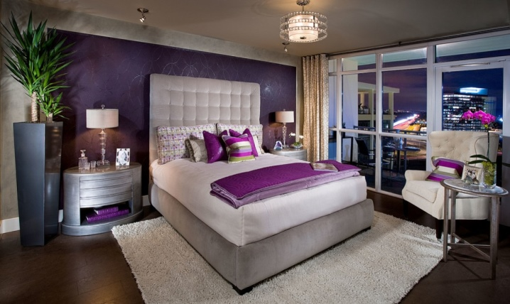 Purple Bedroom Decorating Ideas Create a Stunning Master