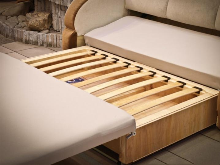 Ремонт дивана-кровати своими руками