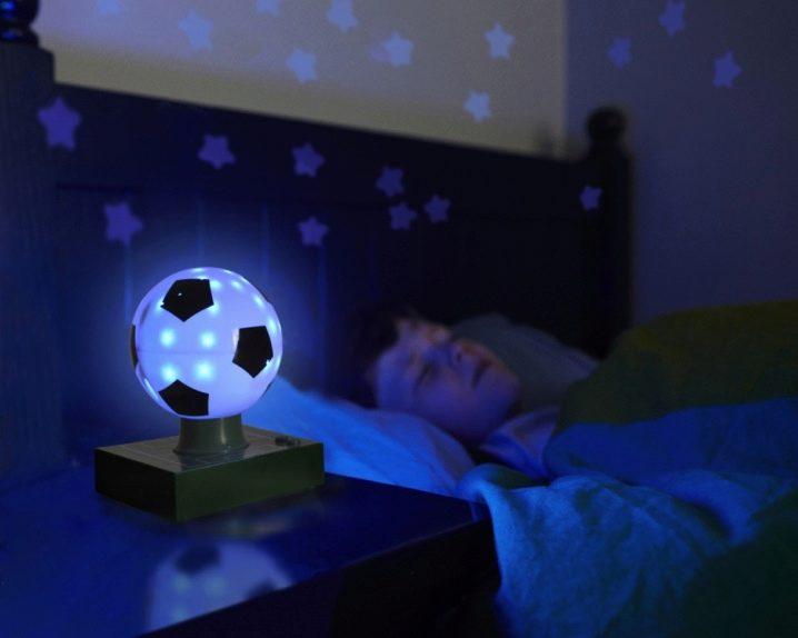 Ночник проектор звездная черепашка