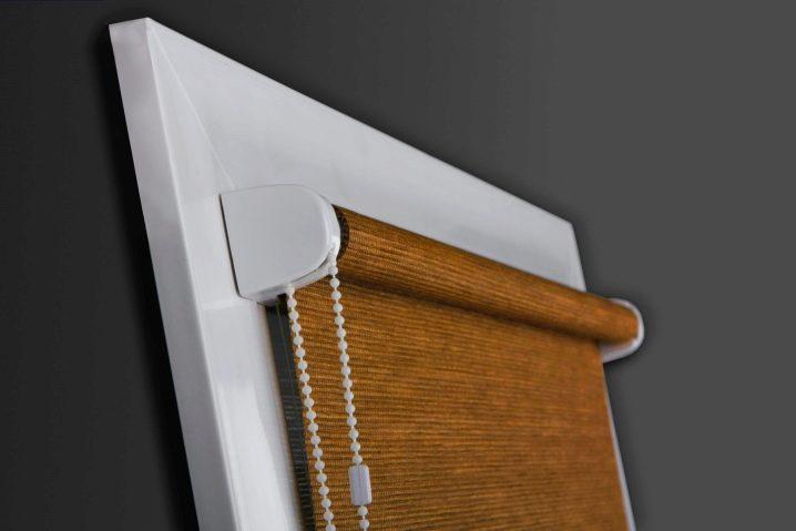 Как замерять рулонные шторы открытого типа