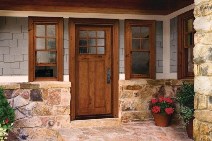 кадрах видно, смотреть фото дверь в деревянный красивый дом кончине своего верного