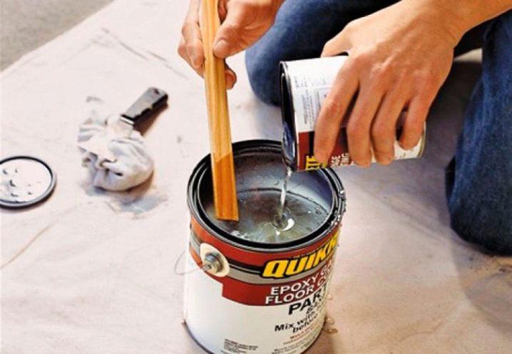 Чем разбавить густую краску