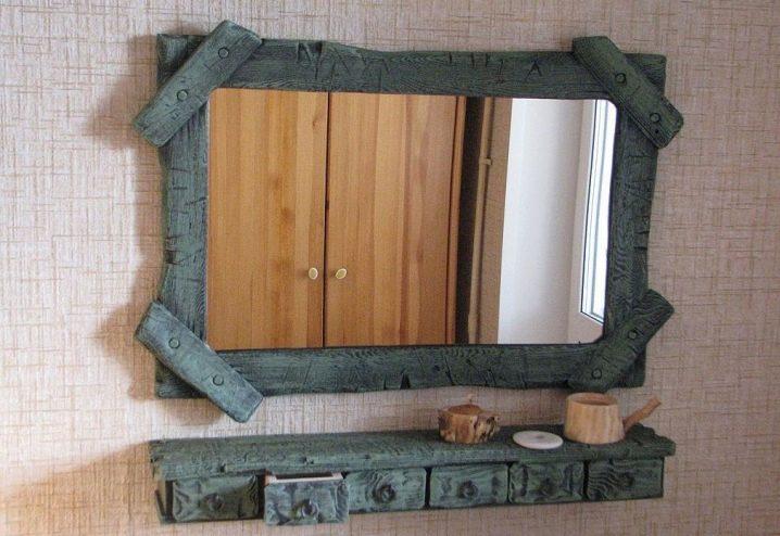 Рама для зеркала своими руками из любого фото 472
