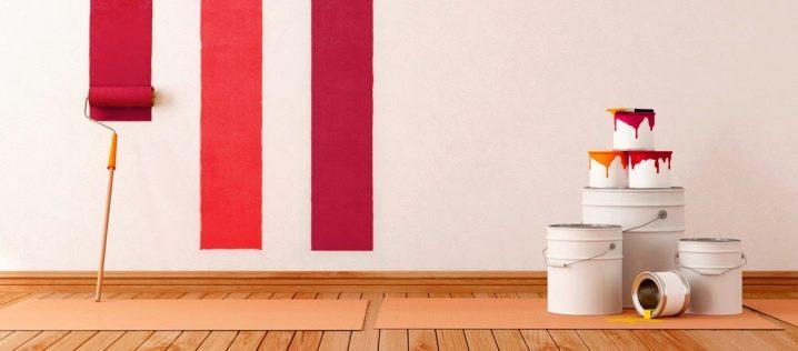 Размеры валиков для покраски