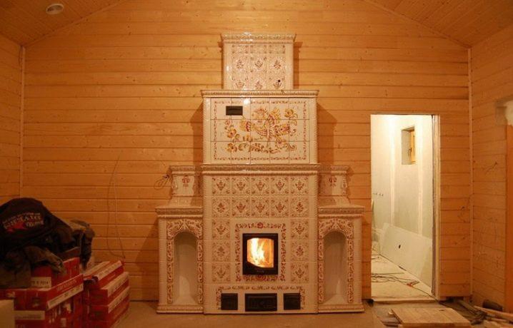 Кирпичная печь для бани своими руками, чертежи, фото