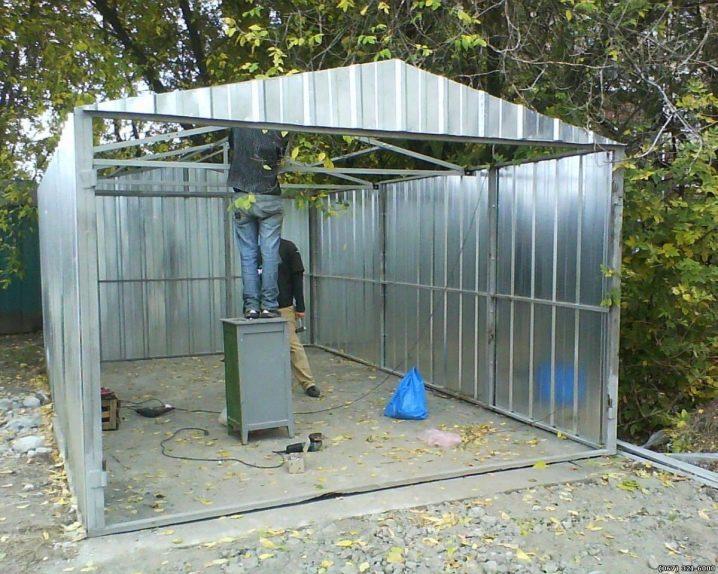 Проекты хозблоков для дачи с односкатной крышей