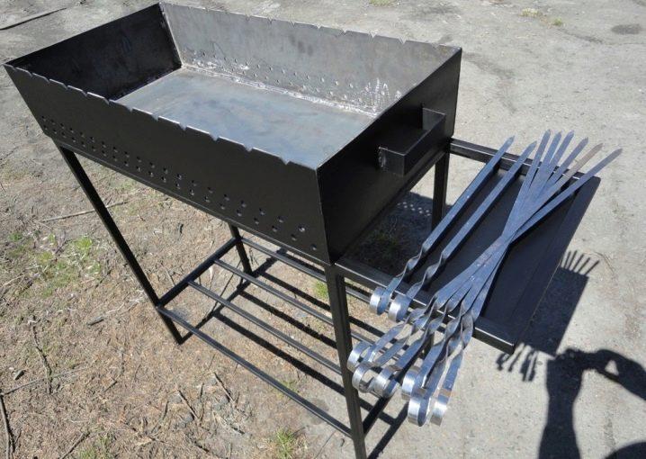 Изготовление сварных изделий для барбекю электрокамины в ставрополе цены