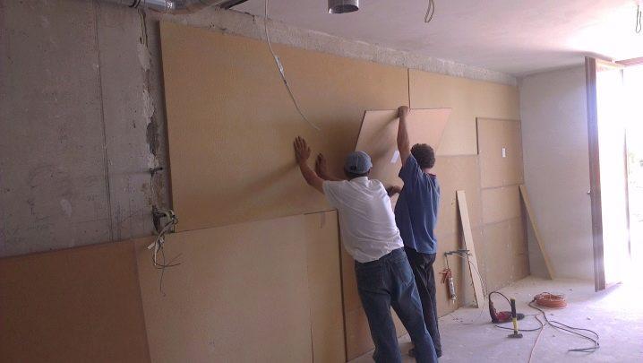 Пол с шумоизоляцией в панельном доме своими руками 6