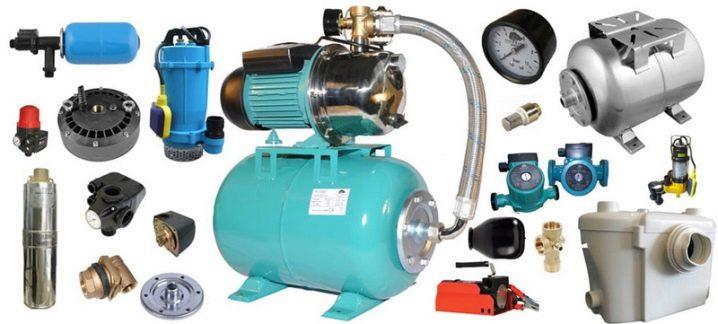 Как выбрать насосную станцию водоснабжения