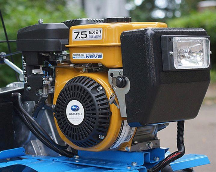 Двигатель субару для мотоблока нева ремонт своими руками