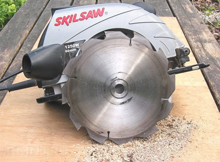 Диск для ручной циркулярной пилы по металлу