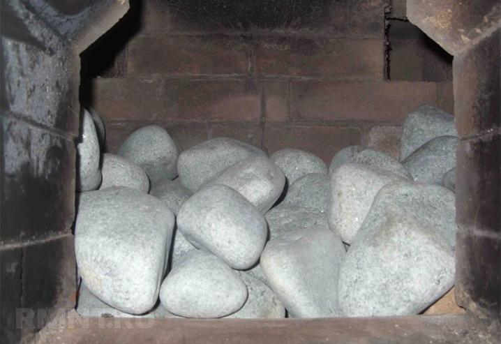 Морские камни для бани