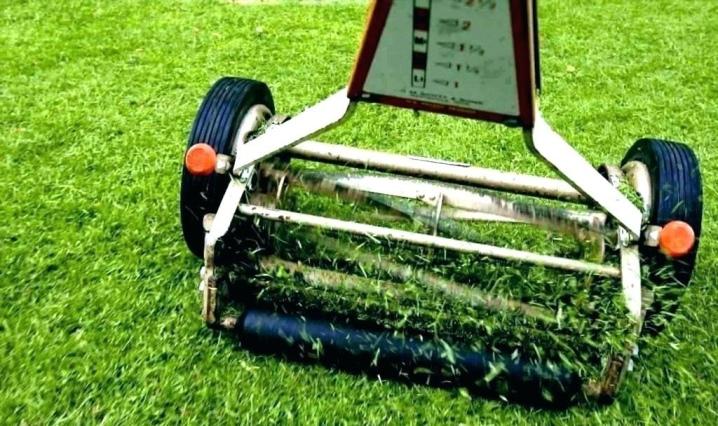 механическая газонокосилка ручная отзывы