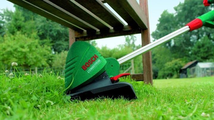 триммер ручной для травы аккумуляторный