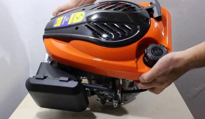 моторы для газонокосилок с вертикальным