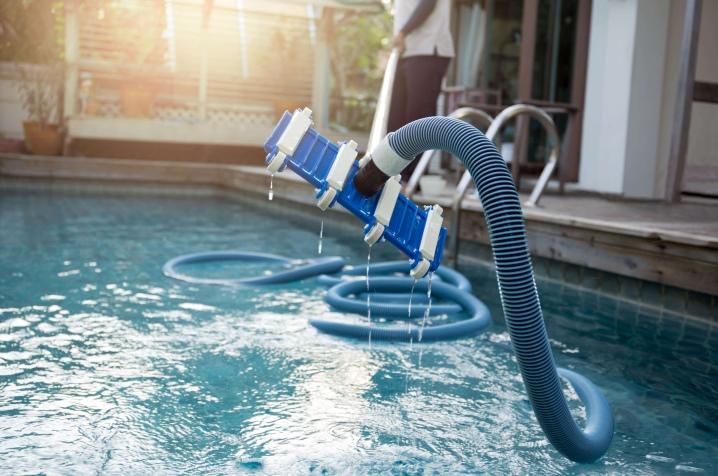 Устройство системы циркуляции воды в бассейне