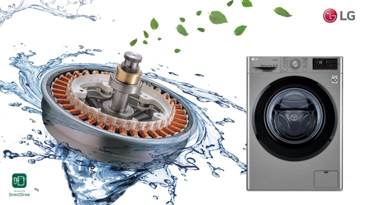 Что такое инверторный двигатель в стиральной машине: описание