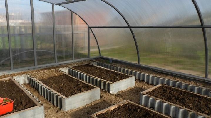 обработка земли в теплице весной