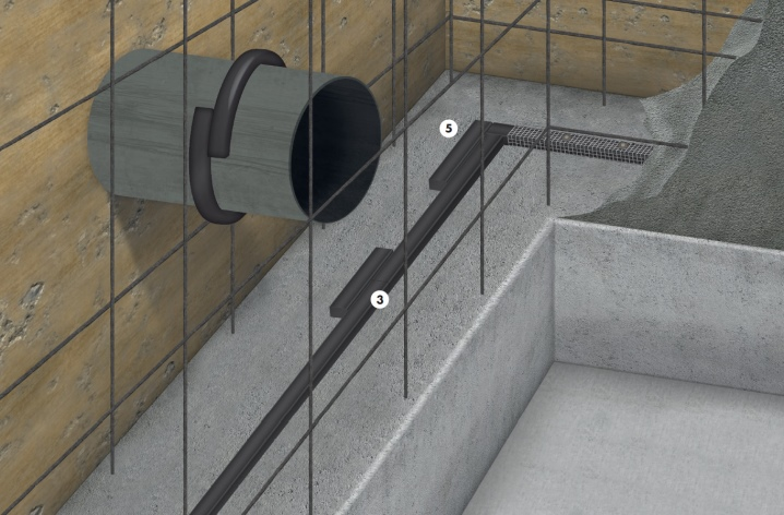 разбухающий бетон