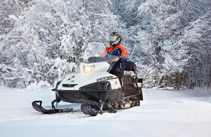 Снегоходы России: модельный ряд отечественных производителей снегоходов.  Как выбрать надежный снегоход?