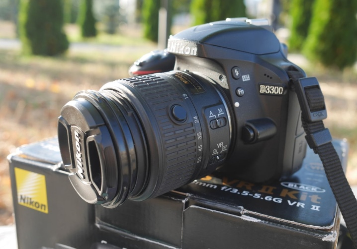 Отличие зеркального фотоаппарата от системного