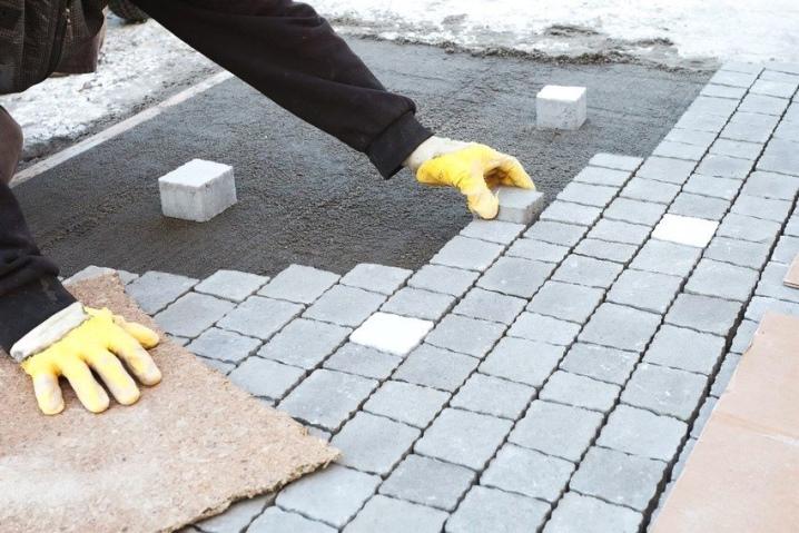 Бетонная смесь для плитки тротуарной технологический регламент по приготовлению бетонных смесей