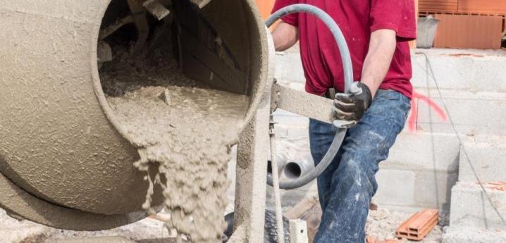 Как приготовить керамзитобетон бетономешалкой бетон мастертоп