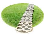 Оформление дорожки: красивые примеры ландшафтного дизайна