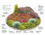 Миксбордеры: идеи в ландшафтном дизайне