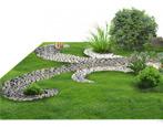 Сухой ручей – стильный элемент в ландшафтном дизайне